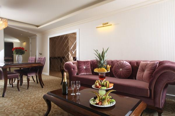 Royal King Suite resim 3